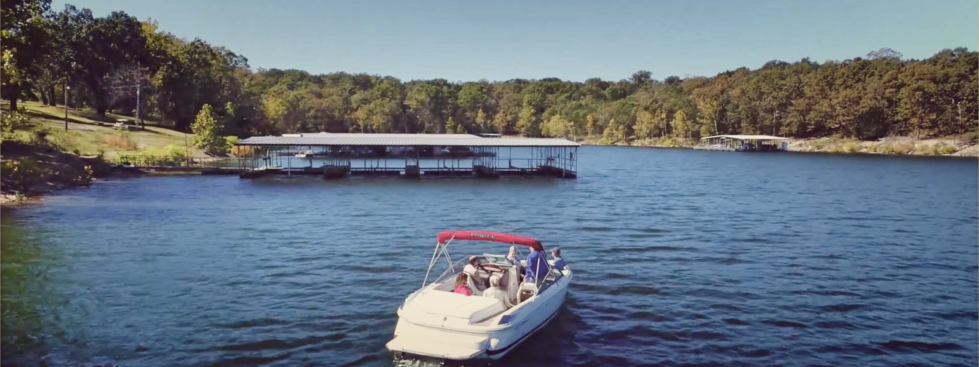 Dock Access - Boat Slip Real Estate for Sale On Table Rock Lake