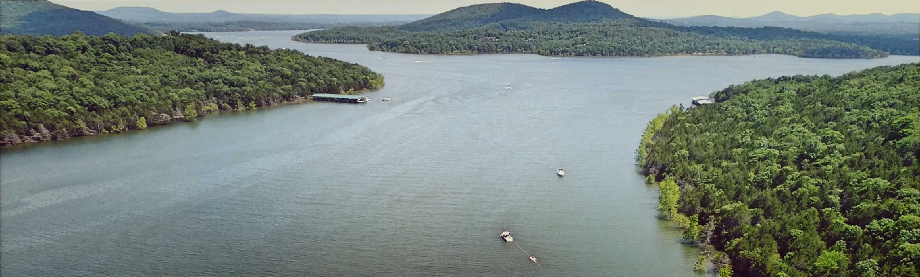 Table Rock Lake - Boatslip House for Sale On Table Rock Lake