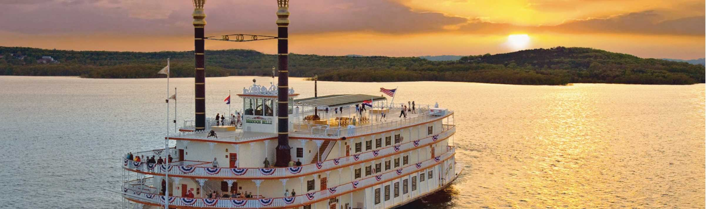 Branson MO Real Estate Agent - Showboat Branson Belle