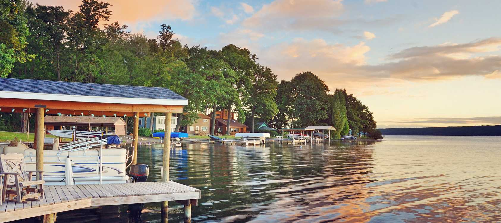 The Area's Best Kept Secret Is Waterfront Real Estate On Table Rock Lake