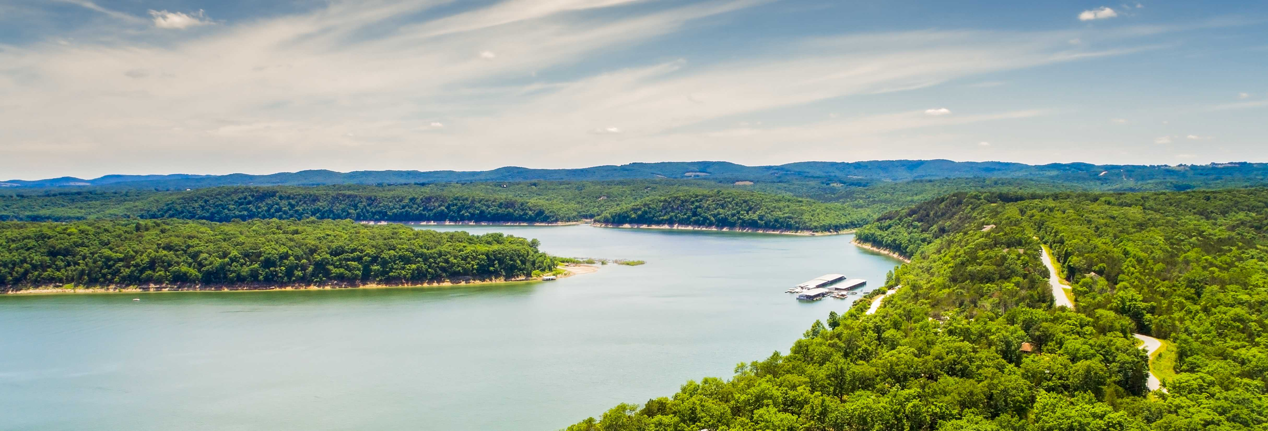 Our Beautiful Ozarks - Boat Slip Real Estate for Sale Table Rock Lake