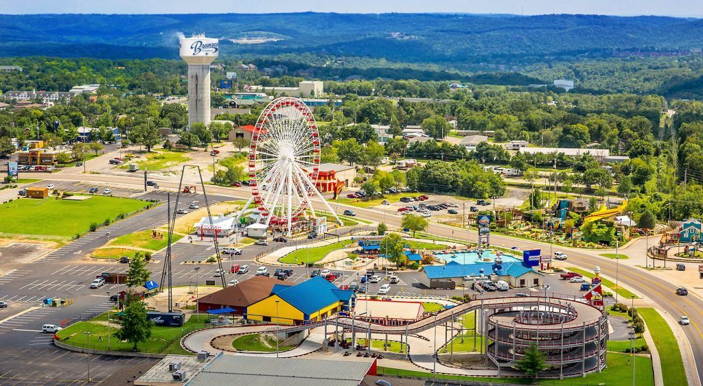 Best Neighborhoods In Branson Missouri